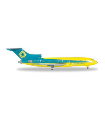 "TRANSBRASIL BOEING 727-100 ""ENERGIA COLORIDA"" / ""COLORFUL ENERGY"" LIVERY - ENERGIA PETROLÍFERA - PT-TCB"
