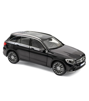 Mercedes-Benz GLC 2015 - Black