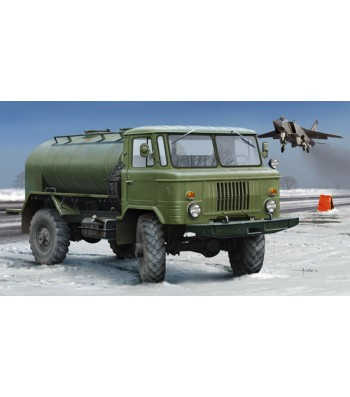 1:35 Russian GAZ-66 Oil Truck
