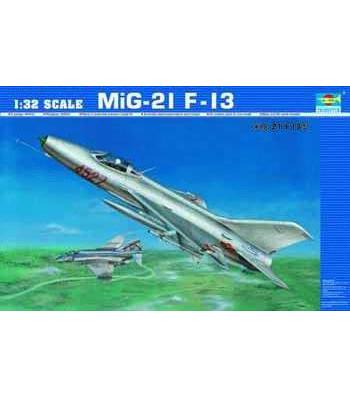 1:32   Aircraft -MIG-21 F-13