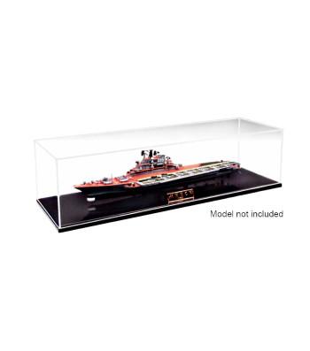WL Plastic Transparent Case 1:350 (501x149x121 mm)