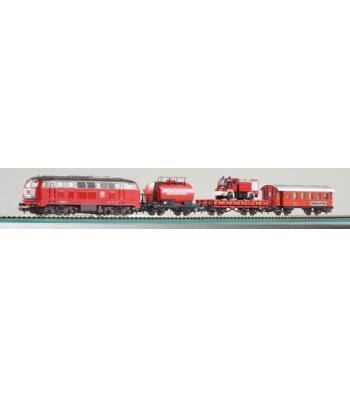 Fire Train Starter Set 120V