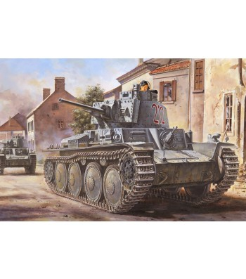 1:35 German Panzer Kpfw.38(t) Ausf.B