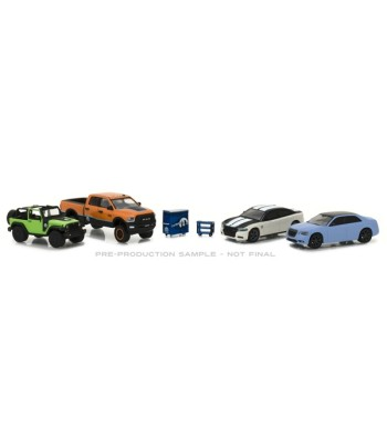 MOPAR Garage - Multi-Car Dioramas