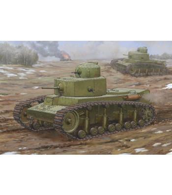 1:35 Soviet T-12 Medium Tank