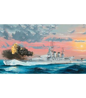 1:350 Italian Navy Battleship RN Littorio 1941