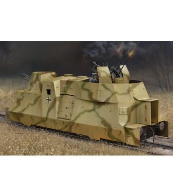 1:72 German Kanonen und Flakwagen of BP42
