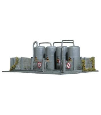 N Warwick Oiltanks