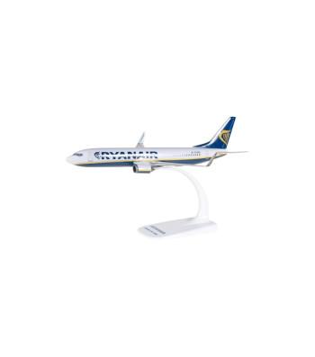 1:200Ryanair Boeing 737-800 – push-fit
