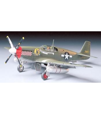 1:48 Tamiya P-51B Mustang