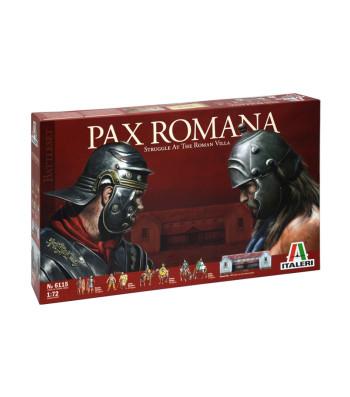 1:72 BATTLESET: PAX ROMANA - 109 figures