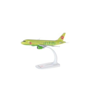 1:200 S7 Airlines Airbus A319 - VP-BHQ – snap-fit