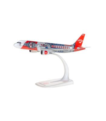 """1:200 THAI AIR ASIA AIRBUS A320 """"AMAZING THAILAND"""""""
