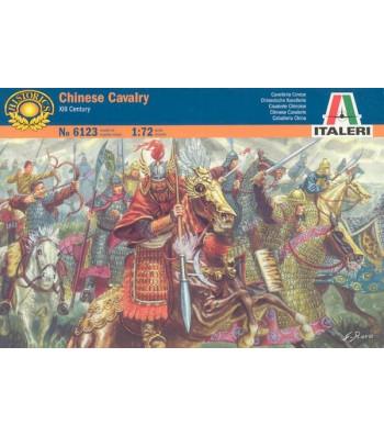 1:72 XIII CENTURY: CHINESE CAVALRY - 15 figures