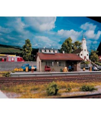 Burgstein Goods Depot
