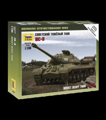 1:100 SOVIET TANK IS-3