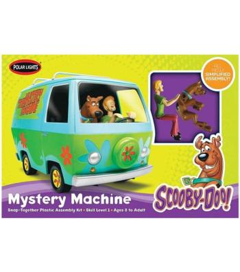 1:25 Scooby Doo & Shaggy Mystery Machine