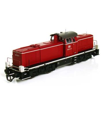 TT BR 290 Diesel DB IV Crimson