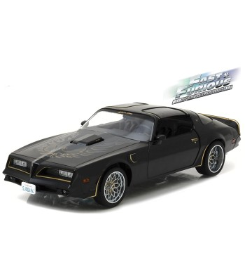 Fast & Furious (2009) - Tego's 1978 Pontiac Firebird Trans Am - Artisan Collection