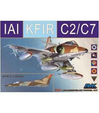 1:72 KFIR C2/C7
