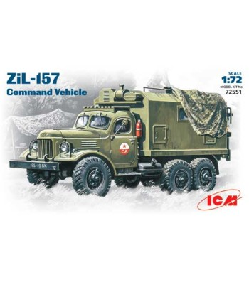 1:72 ZiL-157, Command Vehicle