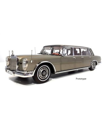 Mercedes-Benz 600 Pullman (W100) Limousine with sunroof