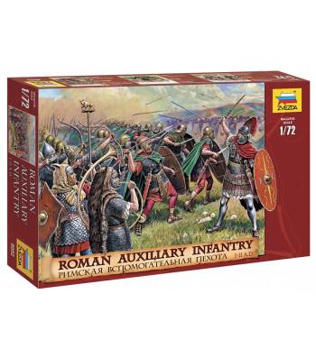 1:72 ROMAN AUXILIARY INFANTRY - 45 figures
