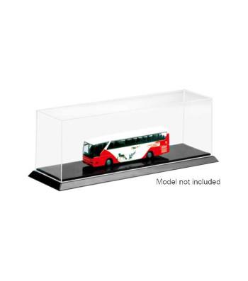 WST Plastic Transparent Case 1:87/1:350 (257x66x82 mm)