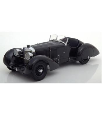 Mercedes SSK Count Trossi  Black Prince 1930 black Limited Edition 3000 pcs.