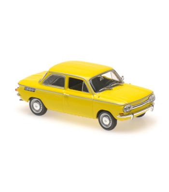 NSU TT – 1967 – YELLOW - MAXICHAMPS
