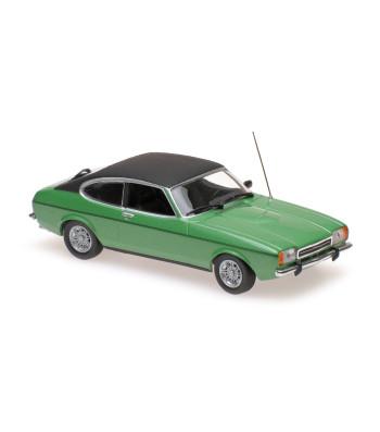 FORD CAPRI II - 1974 - GREEN METALLIC