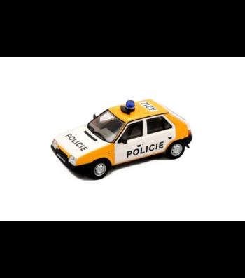 Skoda Favorit 136L (1988) - Police CZ