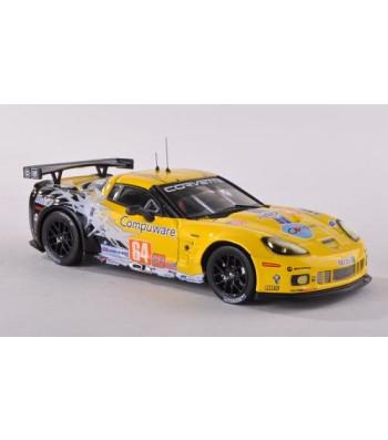 "CORVETTE C6-R ""Corvette Racing"" LeMans'08 #64 15th O.Beretta / O.Gavin / M.Papis"