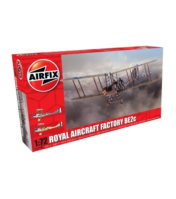 1:72 Royal Aircraft Factory BE2c Scout