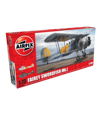 1:72 Fairey Swordfish Mk.I - New livery