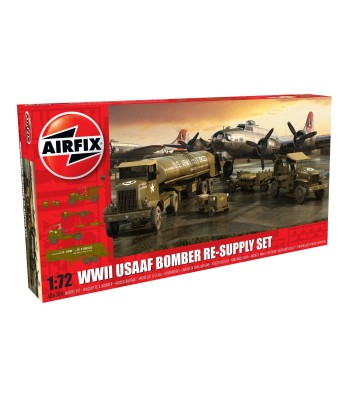1:72 USAAF 8th Air Force Bomber Resupply Set