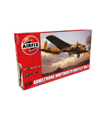 1:72 Armstrong Whitworth Whitley Mk.V