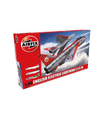 1:48 English Electric Lightning F1/F1A/F2/F3