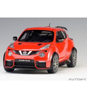 Nissan Juke-R 2.0 (red) 2016 (composite model/2 door openings)