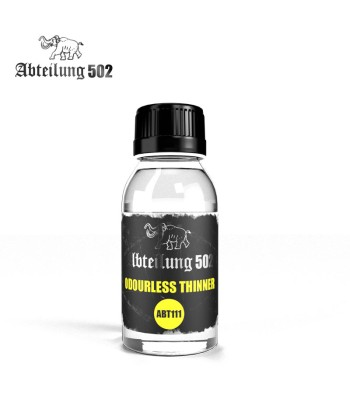 ABT111 Odourless Thinner 100 ml