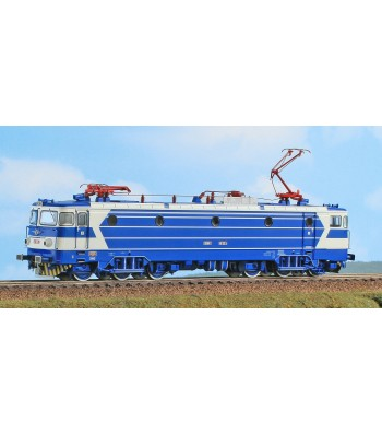 Electric locomotive series 060-EA of the bulgarian operator BDZ CARGO, epoch V