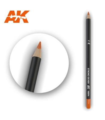 AK10014 Watercolor Pencil Strong Ocher (1 piece )