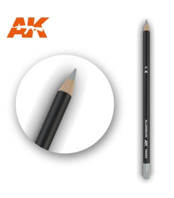 AK10033 Watercolor Pencil Aluminum (1 piece )