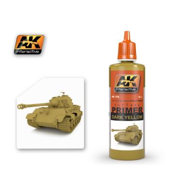 AK176 Dark Yellow Primer (60 ml)