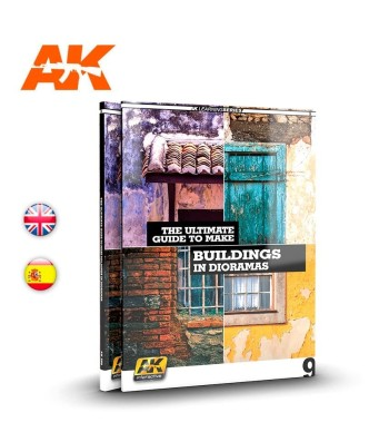 AK256 AK LEARNING 09: THE ULTIMATE GUIDE TO MAKE BUILDINGS IN DIORAMAS