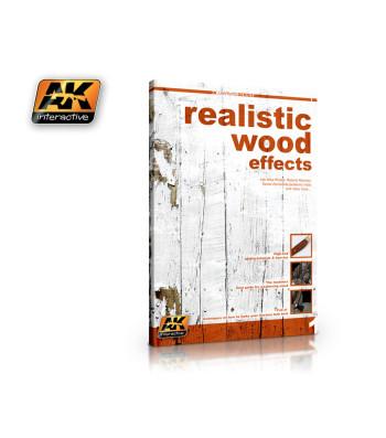 AK259 BOOK Realistic Wood Effects (Ak Learning Series Nº1)