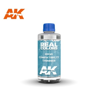 RC701 REAL COLORS THINNER - Real colors (200ml)