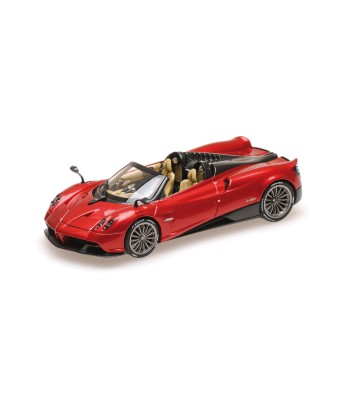PAGANI HUAYRA ROADSTER - 2017 - RED METALLIC