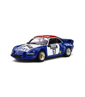 ALPINE A110 GR 5 RALLYE CROSS N67 TEAM VIALLE