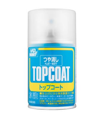 B-503 Mr. Top Coat Flat Spray (86 ml)